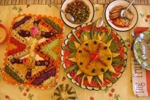 kulinarischen Köstlichkeiten Marokkos